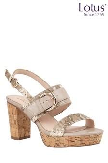 Lotus露跟鞋