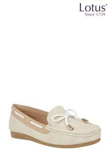 Lotus帆船鞋