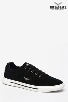Threadbare Lace-Up Trainers