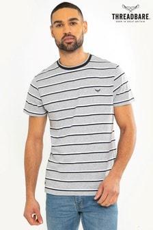Threadbare Gestreifters T-Shirt