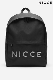 NICCE Embroidered Logo Backpack