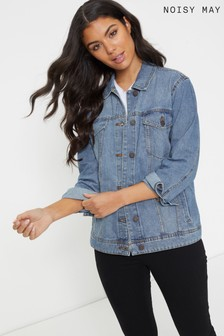 Noisy May Oversized Denim Jacket