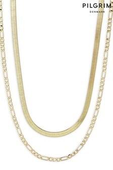 Pilgrim Yggdrasil Beschichtete Halskette