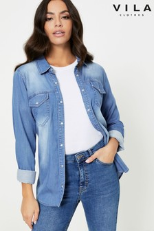 Vila Denim Shirt