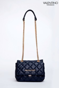 Valentino By Mario Valentino Ocarina Quilted Crossbody Bag