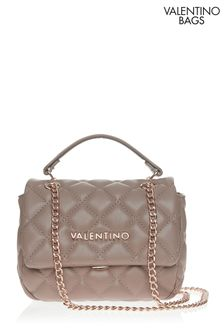 Valentino By Mario Valentino Quilted Crossbody Bag