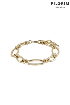 Pilgrim Wisdom Chain Bracelet