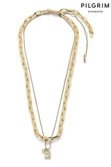 Pilgrim Hana Plated Necklace