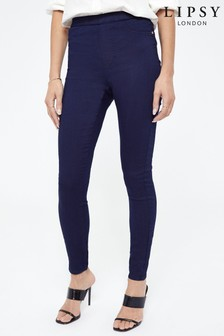 Lipsy High Rise Skinny Kourtney Jegging Regular Length