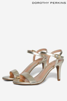 Dorothy Perkins Sizzle Two Part Heeled Sandal