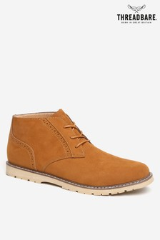 Threadbare Faux Suede Chukka Boot