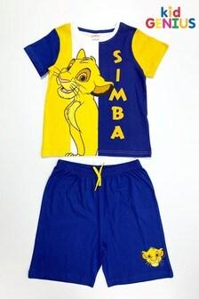 طقم بيجاماشورتأولاديLion King Simba منKids Genius