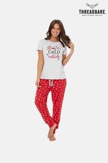 Threadbare Christmas Pyjamas