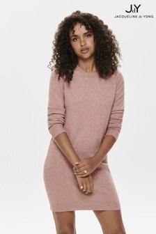 JDY Round Neck Knitted Dress