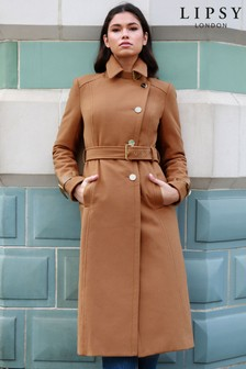 Lipsy Long Line Trench Coat