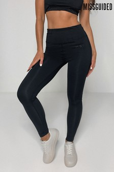 Missguided Corset Detail Leggings