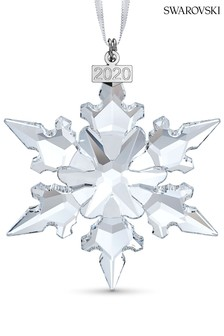 Swarovski Christmas Annual Edition Snowflake Ornament