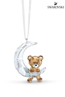Swarovski Baby's 1St Christmas Ornament Bauble
