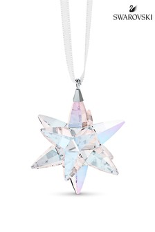 Swarovski Christmas Shimmer Star Ornament
