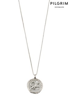 PILGRIM Leo Zodiac Necklace