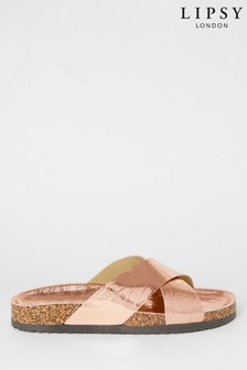 Spot On Crossover Footbed Sandal