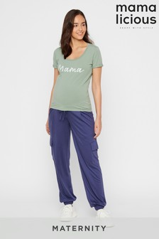 Mamalicious Maternity Freizeit-T-Shirt