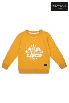 Threadboys Printed Sweatshirt