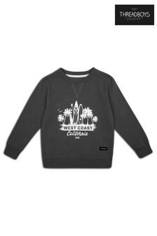 Threadboys Printed Sweatshirt