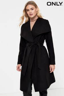 Only Wrap Coat