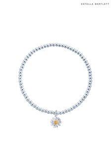 Estella Bartlett Sienna Wildflower Armband mit Perlen- und Wildblumendesign