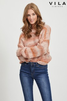 Vila Striped Jumper