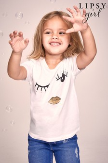 Lipsy Mini Girl T-Shirt