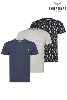 Threadbare 3 Pack T-Shirts