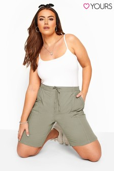 Yours Curve Cool Shorts