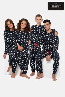 Threadboys Family Kids Christmas Pyjamas
