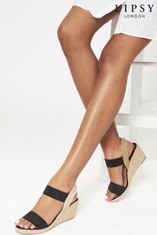 Chaussures compensées Lipsy élastiques basses