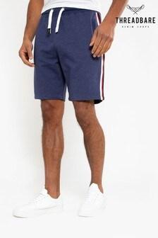 Threadbare Side Stripe Jersey Shorts