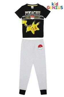طقم بيجاماPikachu Pokemon منKid Genius