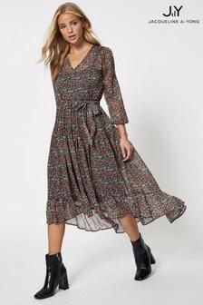 JDY Ditsy Floral Maxi Dress