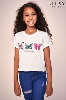 Lipsy Girl T-Shirt