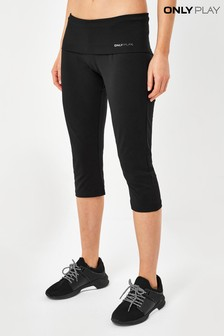 Only Play 3/4 Training Gym Leggings