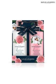 Baylis & Harding Boudoire Rose 2 Bottle Set,