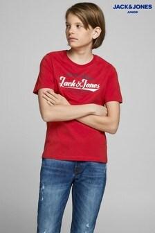 Jack & Jones Junior Authentic Logo T-Shirt