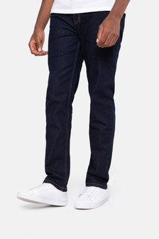 Threadbare - Straight-fit jeans met stretch
