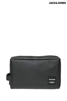 Jack & Jones Toiletry Bag With Rubberised Branding