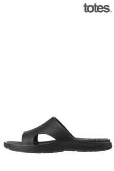 Totes Bounce Men's Side Vent Sandal