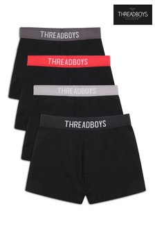 حزمة من4 ملابس داخلية منThreadboys