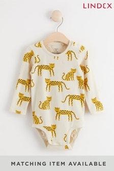 בגד גוף של Lindex לתינוקות עם שרוול ארוך