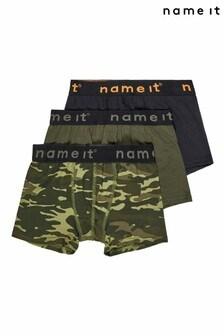 Name It 3 Pack Logo Pants