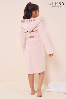 Lipsy Velour Robe